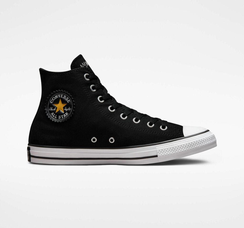 Basquiat x Converse Chuck Taylor All Star