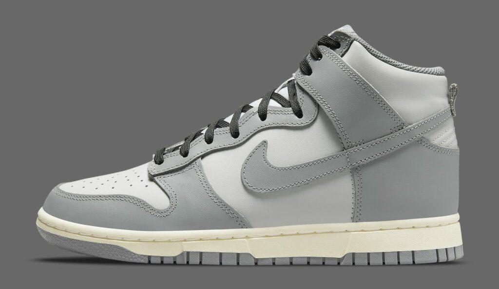 Nike Dunk High Aged Grey