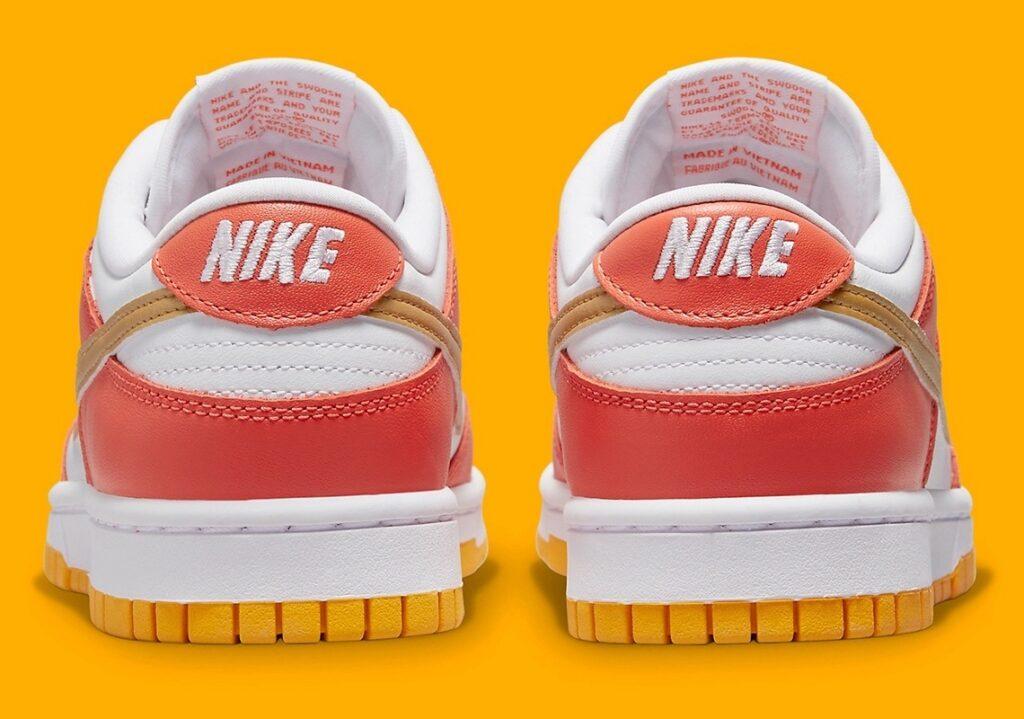 Nike Dunk Low Golden Orange