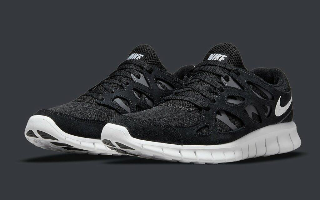 Nike Free Run 2 Black