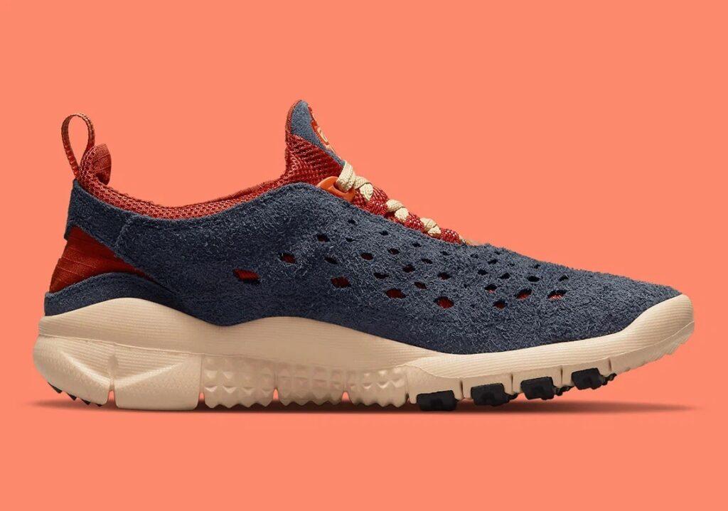 Nike Free Run Trail Thunder Blue