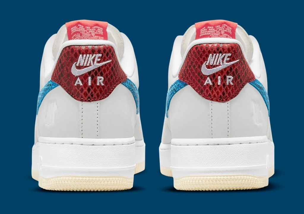 Air Force 1 UNDEFEATED 5 On It