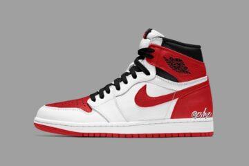 Air Jordan 1 High Heritage