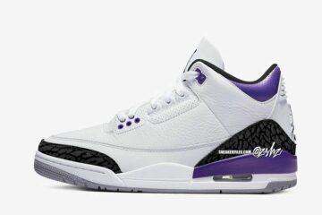 Air Jordan 3 Dark Iris