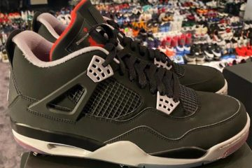 Air Jordan 4 Golf Bred