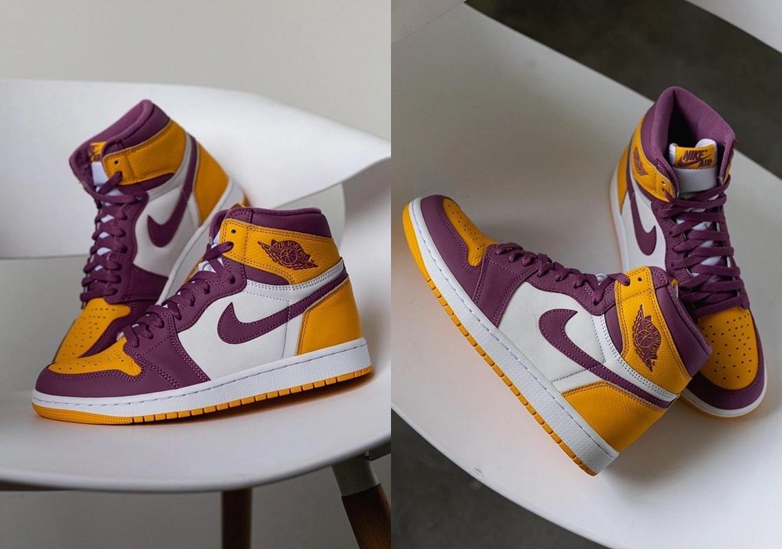 Nike Air Jordan 1 High Brotherhood
