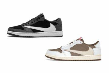 Travis Scott x Nike Air Jordan 1 Low 2022