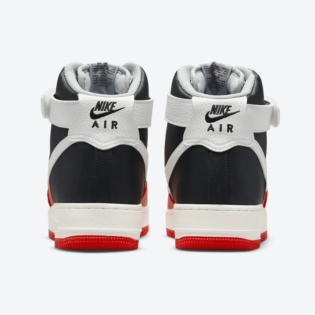 Air Force 1 High NBA Chicago Red