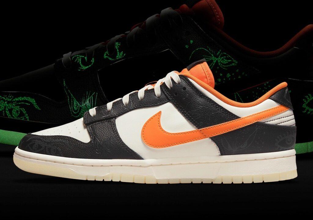 Nike Dunk Low Halloween 2021