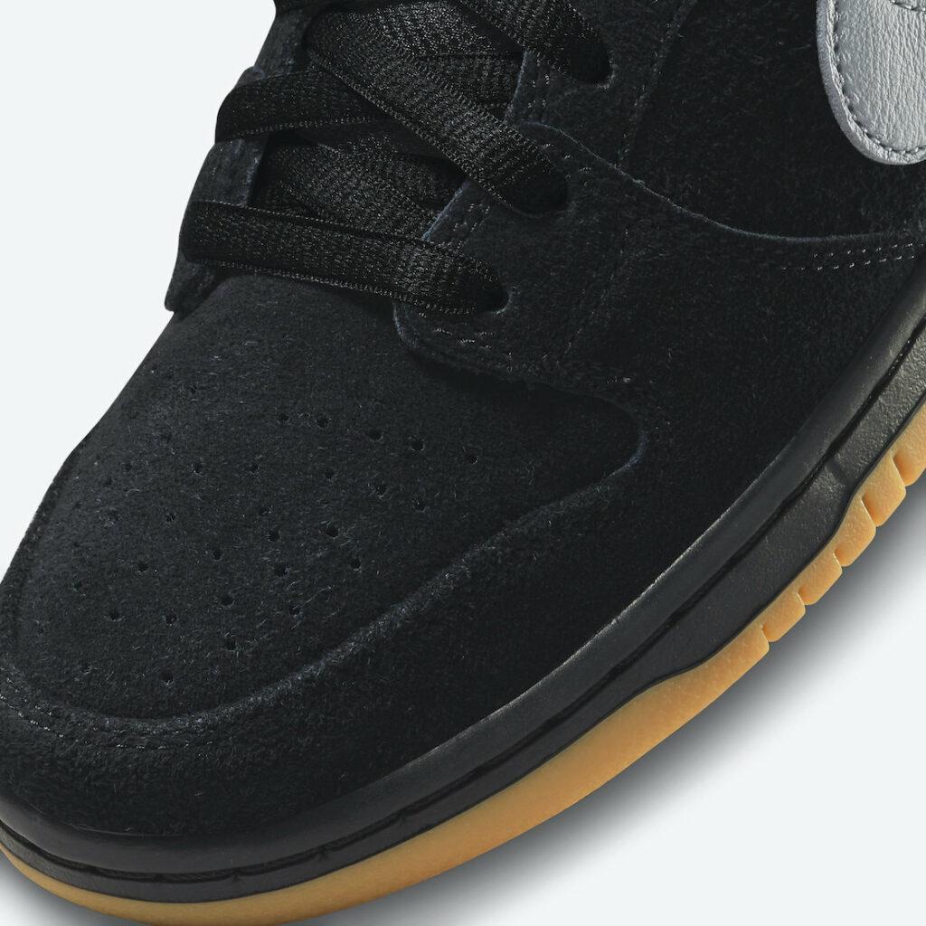 Nike SB Dunk Black Grey Fog