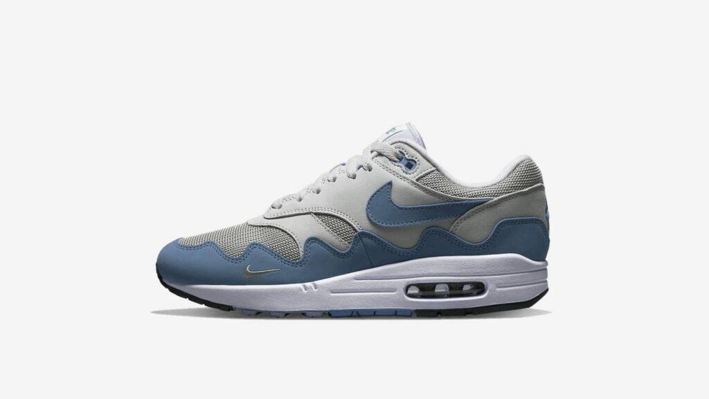 Patta x Nike Air Max 1 Waves Noise Aqua
